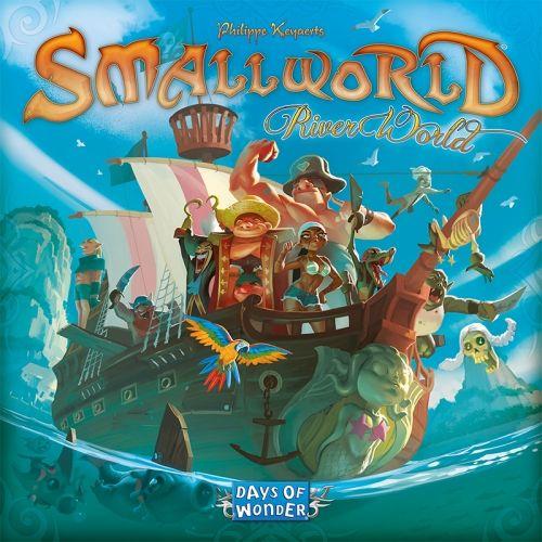 Разширение за настолна игра Small world: River world