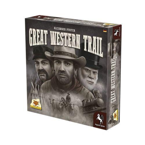 Настолна игра Great Western Trail