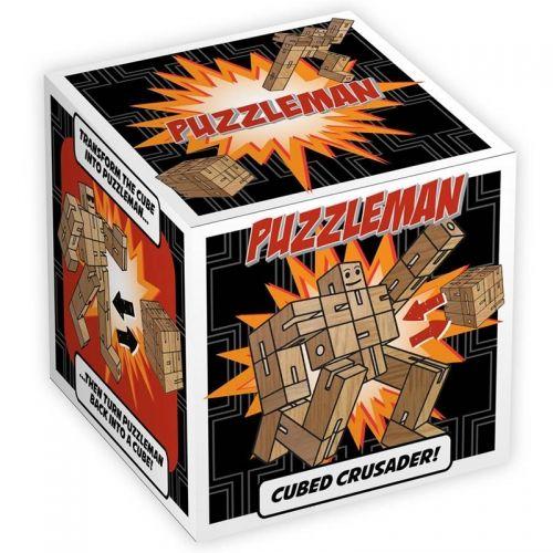 3D пъзел Professor Puzzle - Puzzleman Natural