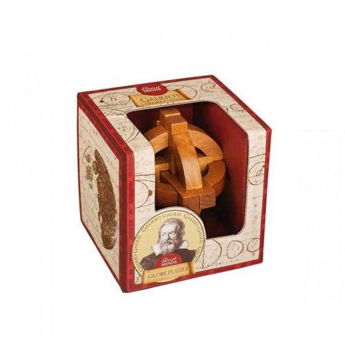 Глобусът на Галилео – Дървен 3D пъзел Professor Puzzle