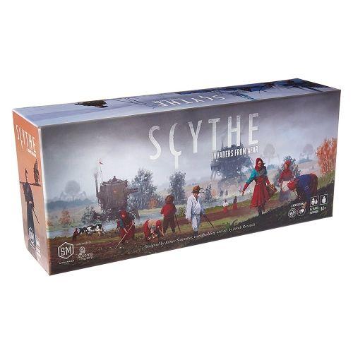 Разширение за Scythe - Invaders from Afar