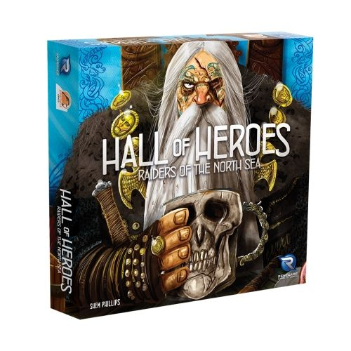 Разширение за Raiders of the North Sea - Hall of Heroes