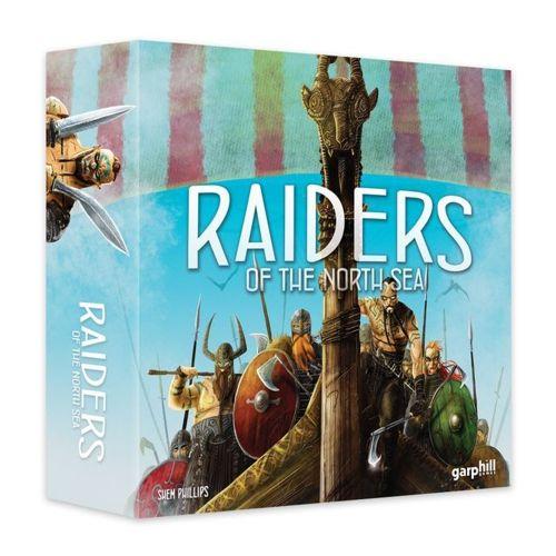 Настолна игра Raiders of the North Sea
