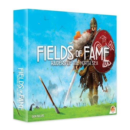 Разширение за Raiders of the North Sea - Fields of Fame