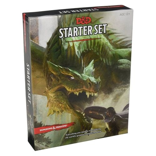 Ролева игра Dungeons&Dragons 5th Edition - Starter Set