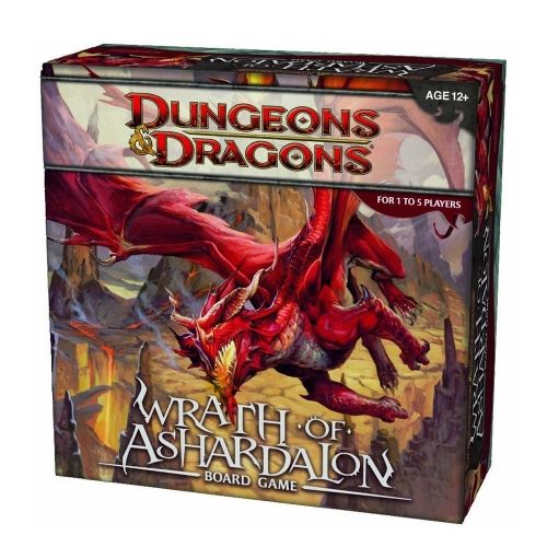 Настолна игра Dungeons&Dragons - Wrath of Ashardalon