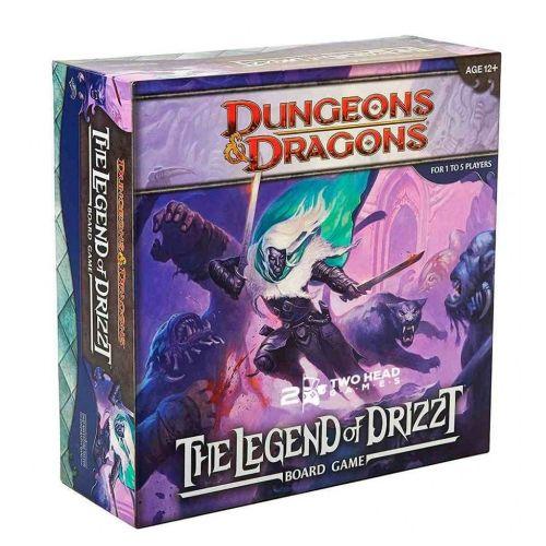 Настолна игра Dungeons&Dragons - The Legend of Drizzt
