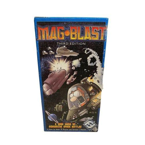 Настолна игра Mag Blast - Third Edition