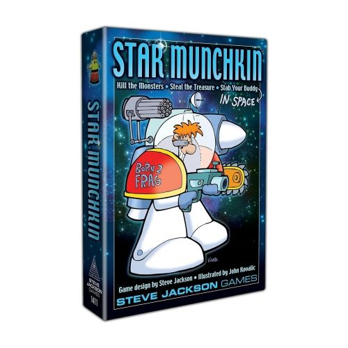 Настолна игра Star Munchkin