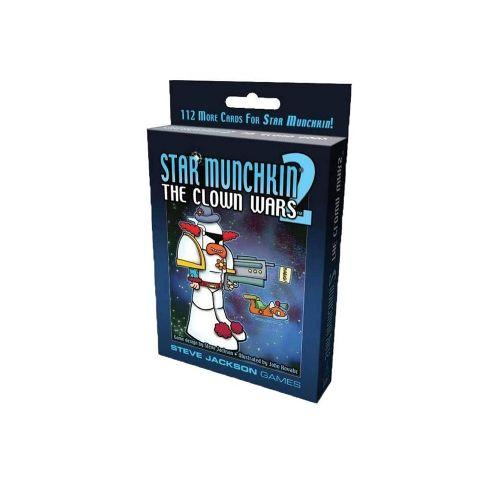 Разширение за Star Munchkin 2 - The Clown Wars