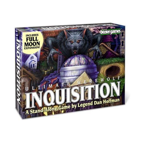 Настолна игра Ultimate Werewolf - Inquisition
