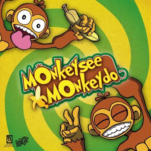 Настолна игра Monkey See Monkey Do