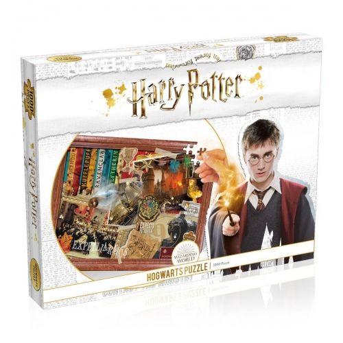 Пъзел от 1000 части Wizarding World Harry Potter - Hogwarts