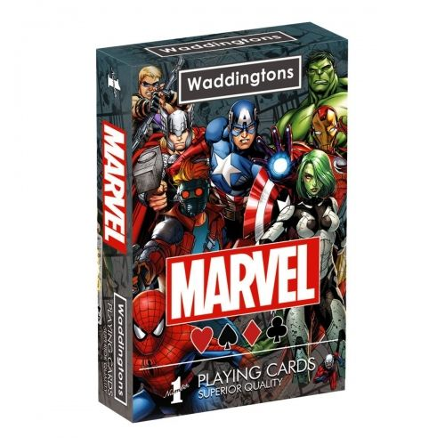 Карти за игра Waddingtons - Marvel Universe