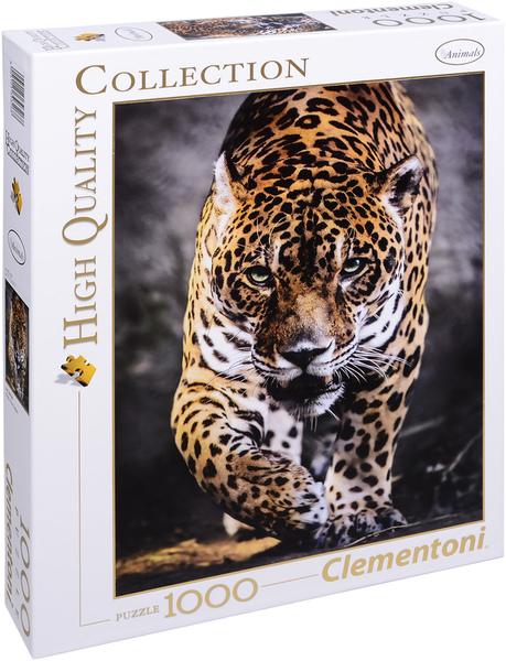 Пъзел Clementoni от 1000 части - Походката на ягуара