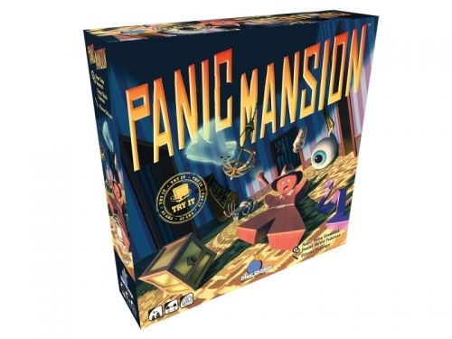 Настолна игра Panic Mansion