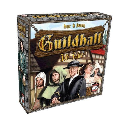 Настолна игра Guildhall - Job Faire