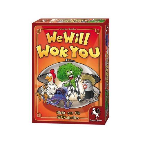 Настолна игра We Will Wok You