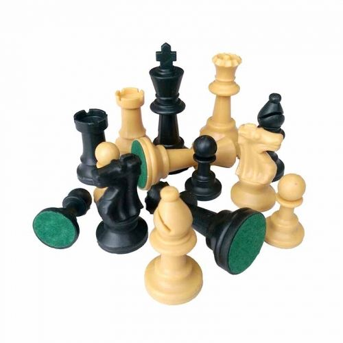 Пластмасови фигури за шах, 77мм