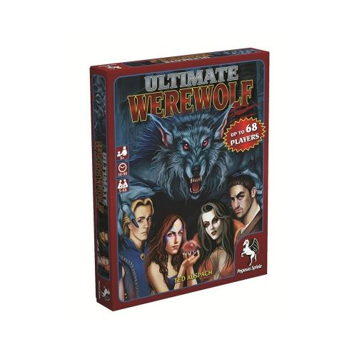 Настолна игра Ultimate Werewolf