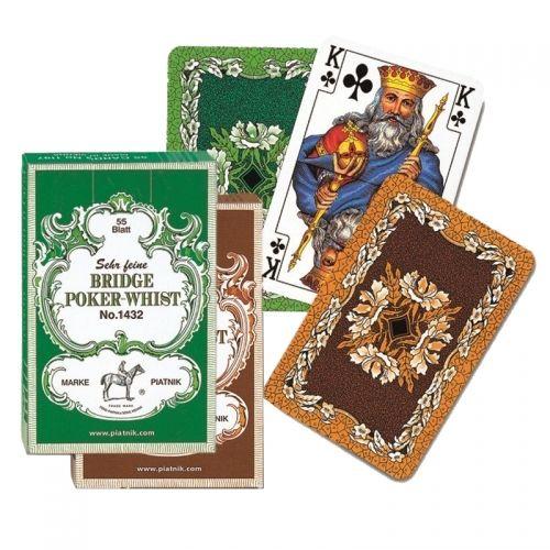 Карти за игра Piatnik, модел Bridge-Poker-Whist