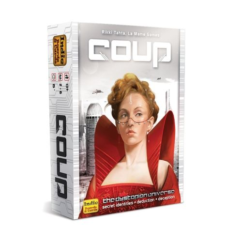 Настолна игра Coup
