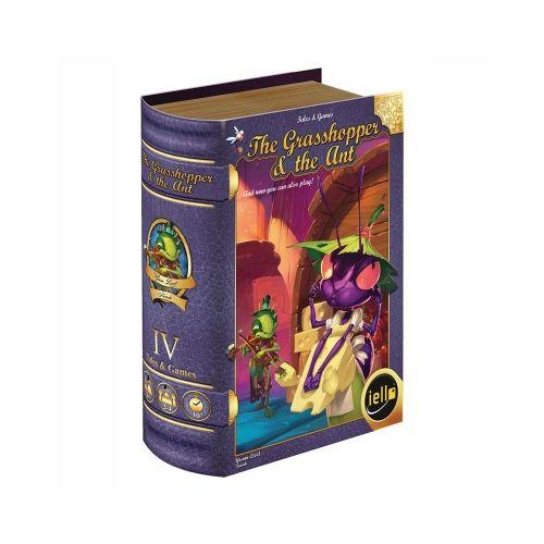 Настолна игра Tales & Games - The Grasshopper & the Ant