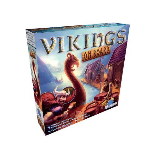 Настолна игра Vikings on Board