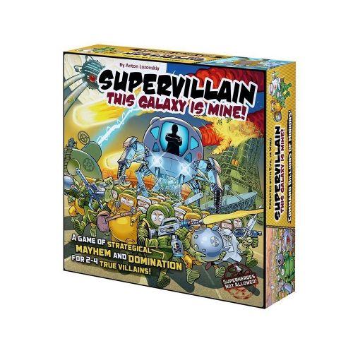 Настолна игра Supervillain - This Galaxy Is Mine!