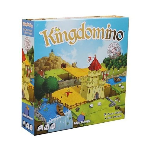 Настолна игра Kingdomino - Giant Version
