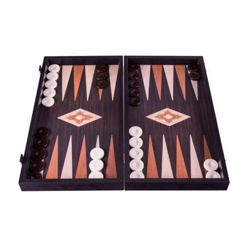 Табла за игра Manopoulos - Венге, 24x20 см