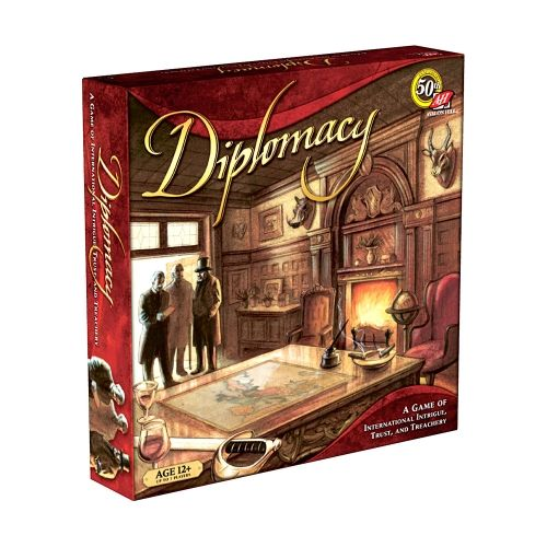 Настолна игра Diplomacy