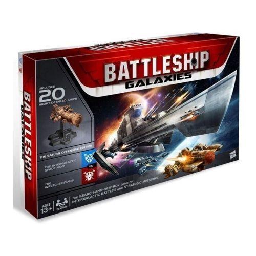 Настолна игра Battleship Galaxies