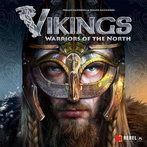 Настолна игра Vikings - Warriors of the North