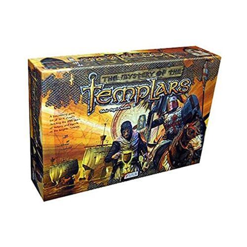 Настолна игра The Mystery of the Templars