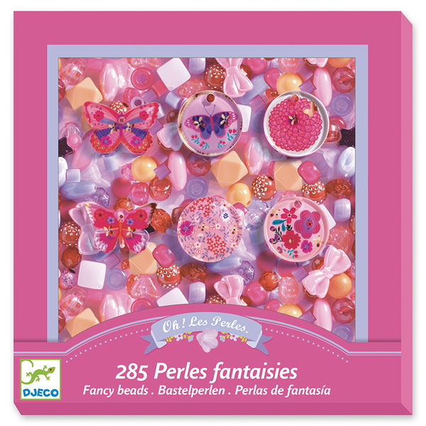 Djeco игра създай бижута Fancy beads Butterflies