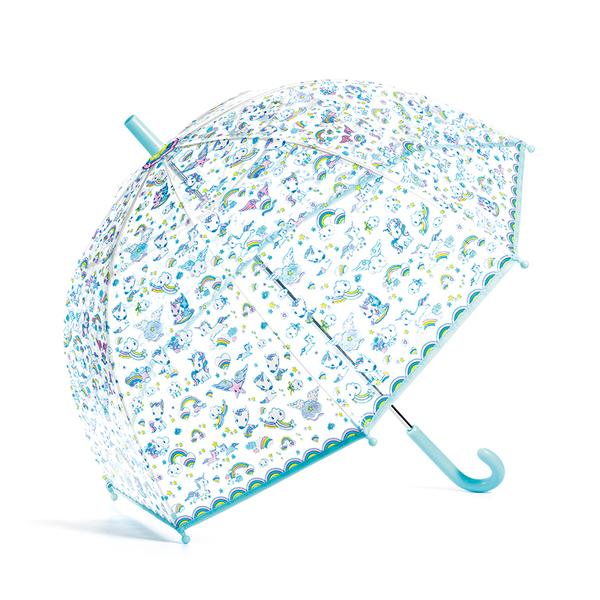 Djeco чадър Еднорози