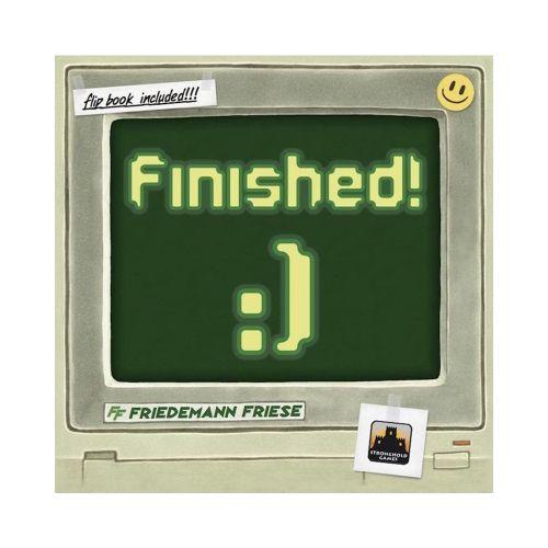 Настолна игра Finished!