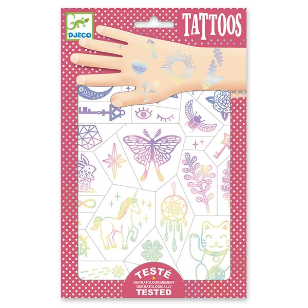 Djeco татуировки Lucky charms