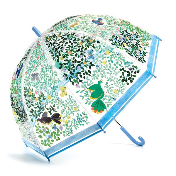 Djeco чадър Wild birds за големи