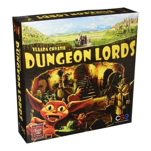 Настолна игра Dungeon Lords