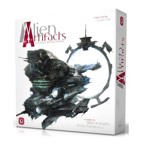 Настолна игра Alien Artifacts