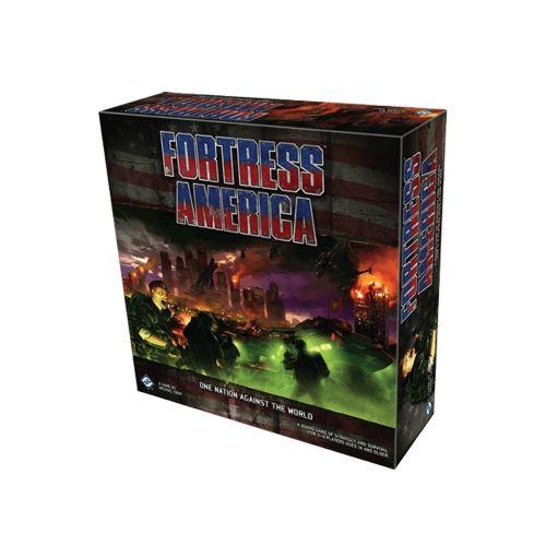 Настолна игра Fortress America