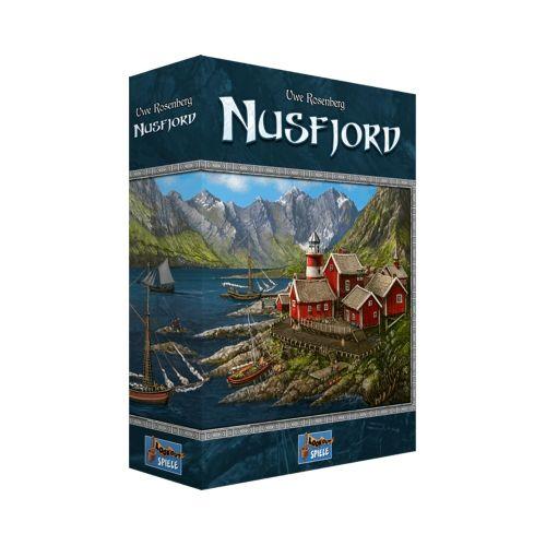 Настолна игра Nusfjord