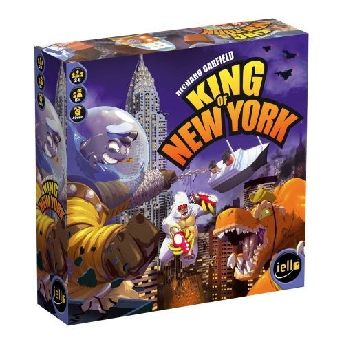 Настолна игра King of New York