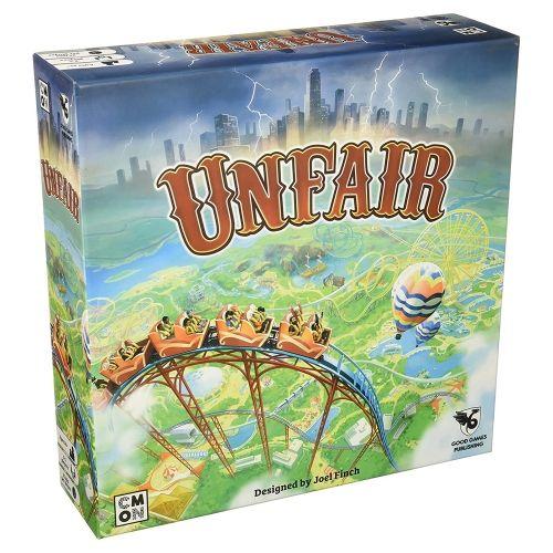 Настолна игра Unfair