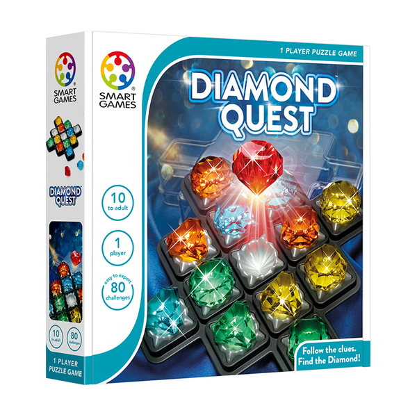Smart Games игра Diamond quest