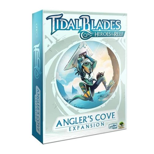 Разширение за Tidal Blades - Heroes of the Reef – Angler's Cove