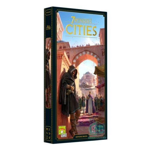 Разширение за 7 Wonders - Cities
