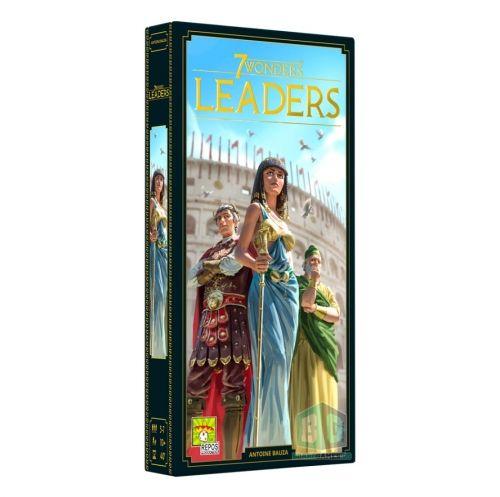 Разширение за 7 Wonders - Leaders